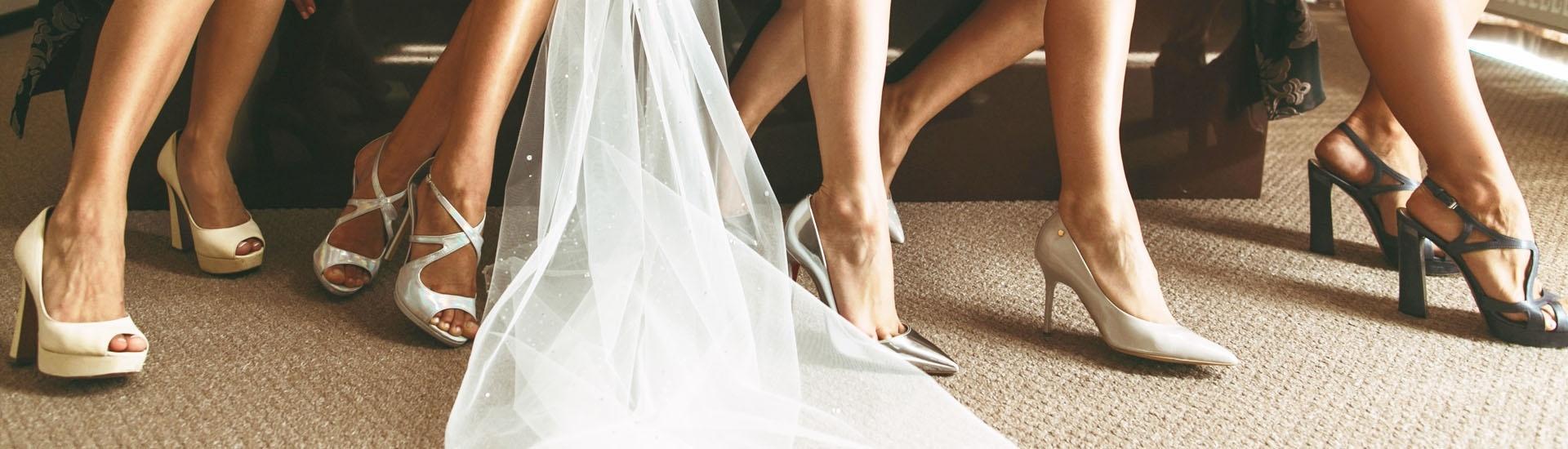 Scarpe Da Sposa Como.Scarpe Da Cerimonia Como Dea Spose Atelier Abiti Da Sposa